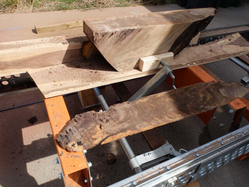 Resaw Lumber Milled Hardwood Lumber From Des Moines Iowa